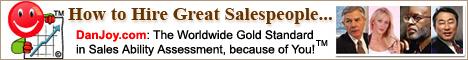 The JOY Sales Tests (tm)